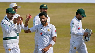 Pacer Hasan Ali Has Been Nominated For The ICC Player Of The Month Awards For May