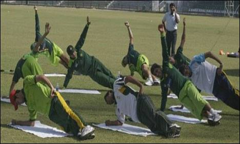 Pakistan Cricket Team Training Camp Begins At Gaddafi Stadium Lahore