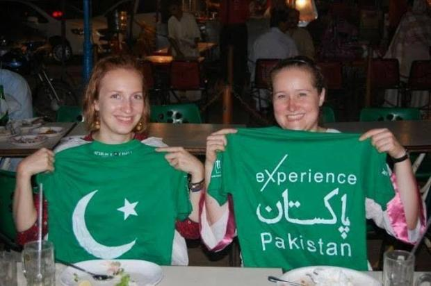Pakistan Green Shirts