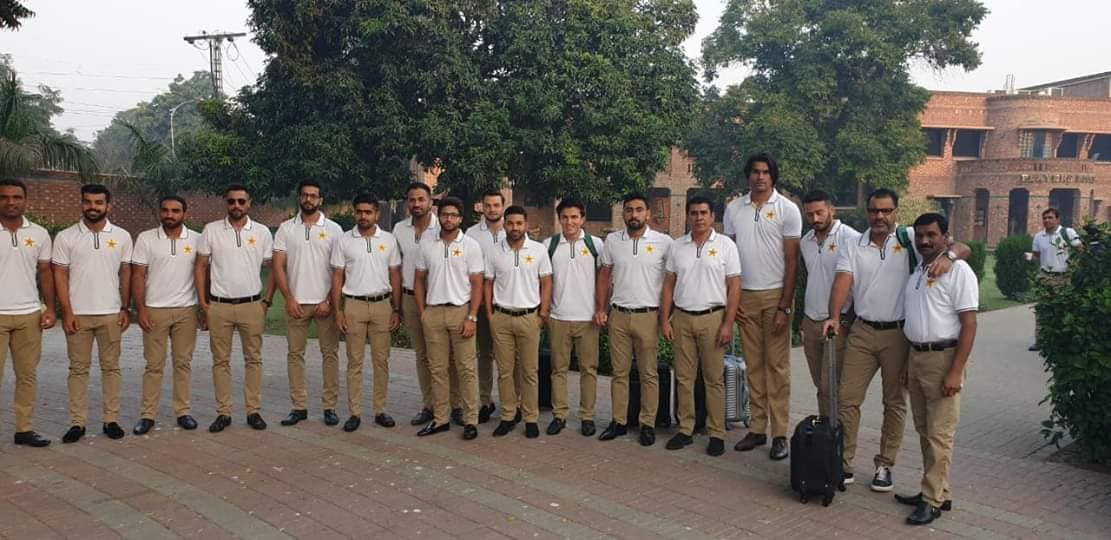 Pakistan Team Off To Australia Tour To Play 3 T20Is & 2 Tests