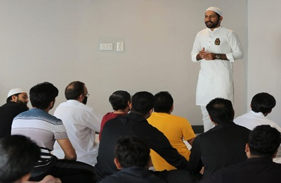 Pakistan Team Offered Eid Prayers In Manchester