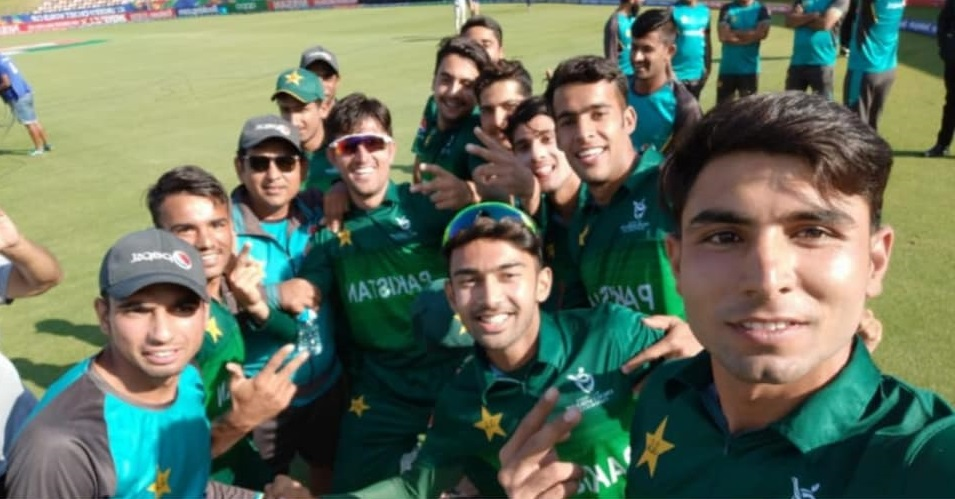Pakistan U-19 Team Ready To Play Semi-Final Against India