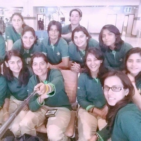 Pakistan Women Cricket Team Flying To Sharjah