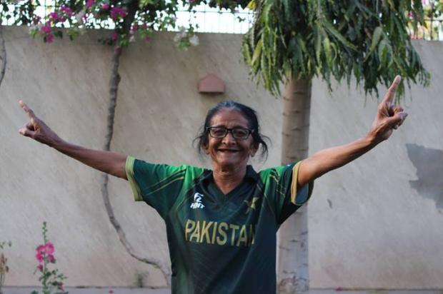 Pakistani Cricket Fan