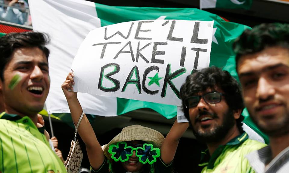 Pakistani Cricket Fans Still Motivated
