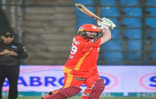 Paul Stirling Smashes Fastest Fifty Of PSL 6