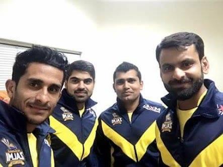 Peshawar Zalmi Boys