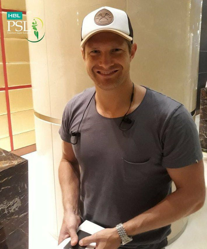 Quetta Gladiators All-Rounder Shane Watson Has Arrived In Dubai For PSL