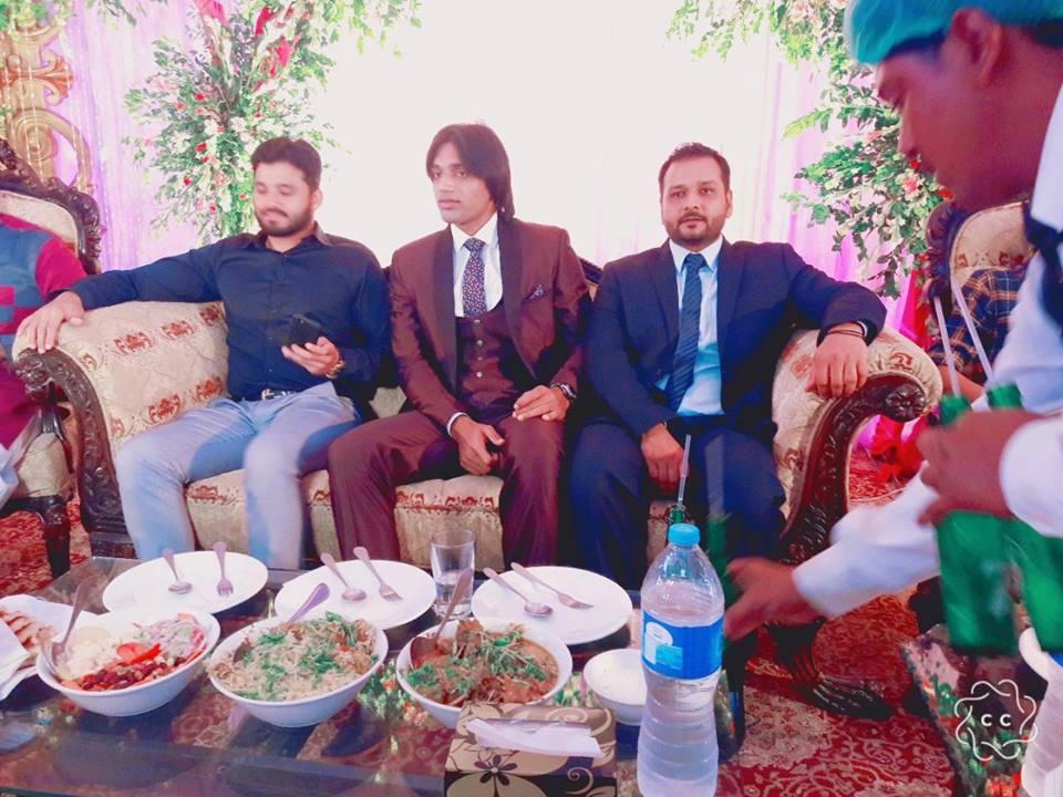 Rahat Ali's Valeema In Multan