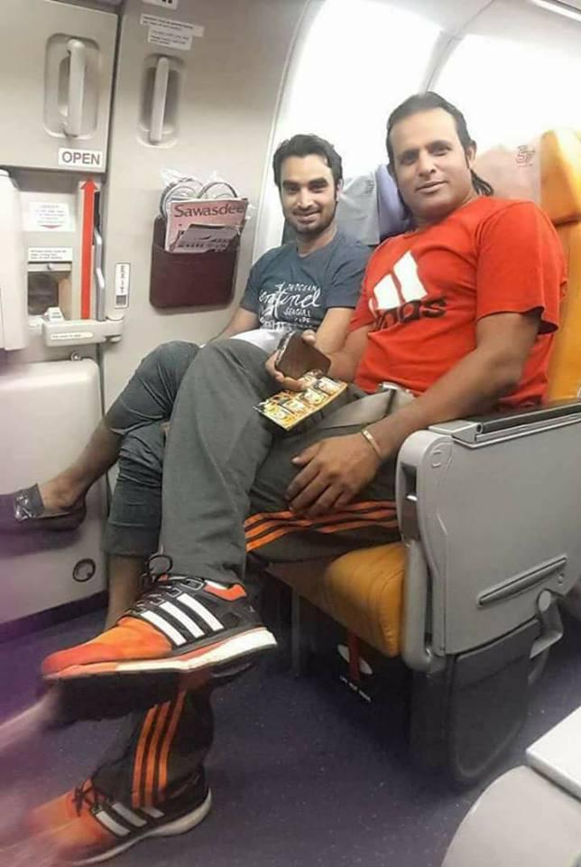 Rana Naveed Ul Hassan With Imran Nazir