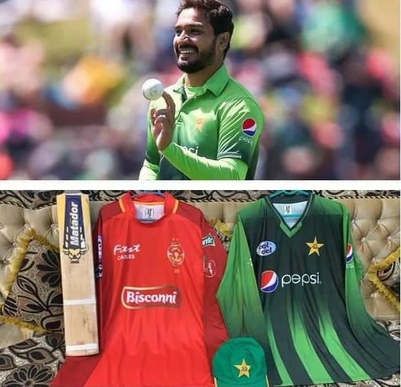 Rumman Raees Auctioned His Cricket Memorable And Raised One Million For Charity Work
