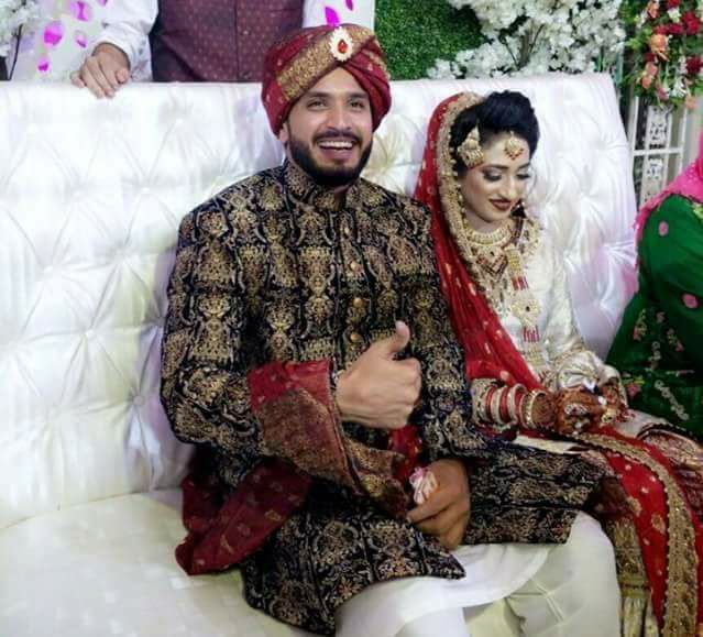 Rumman Raees Is Officially Married