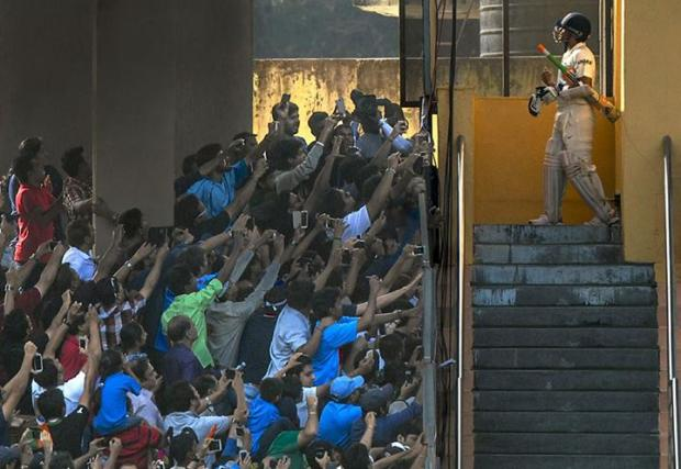 Sachin Tendulkar Fan Following