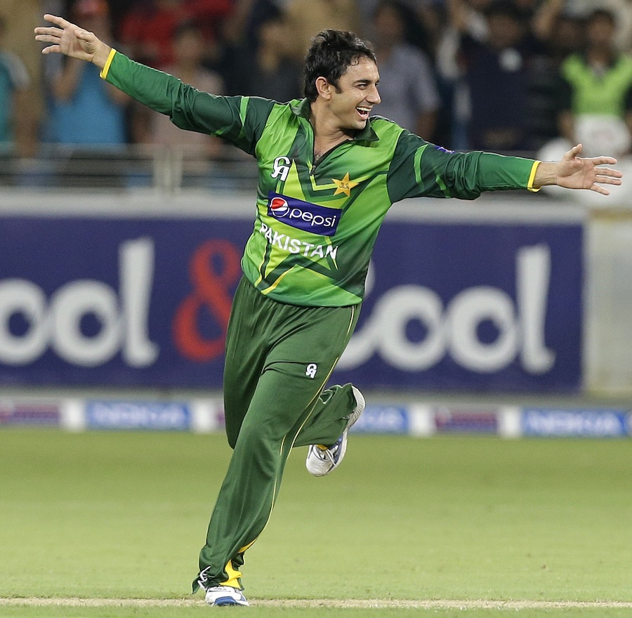 Saeed Ajmal Birthday 14 Oct