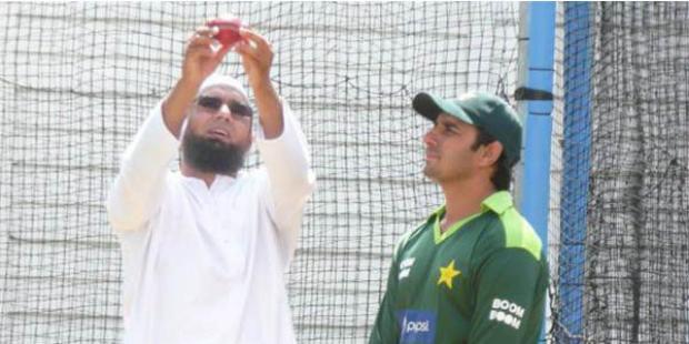 Saeed Ajmal Set To Work With Saqlain To Correct His Action