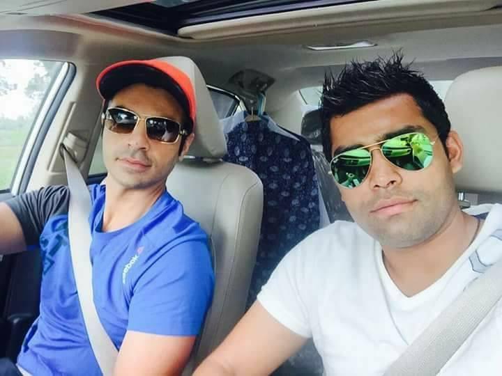 Salman Butt & Umer Akmal