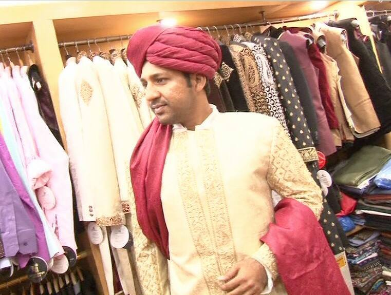 Sarfraz Ahmed Wearing Sherwani
