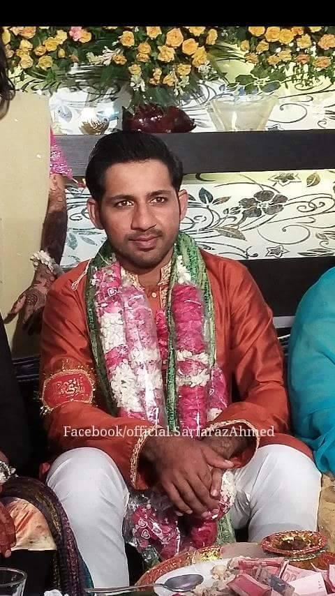 Sarfraz Ahmed Mehndi Picture