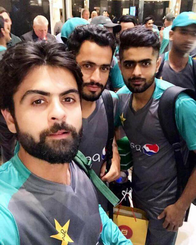 Selfie After Victory In Home