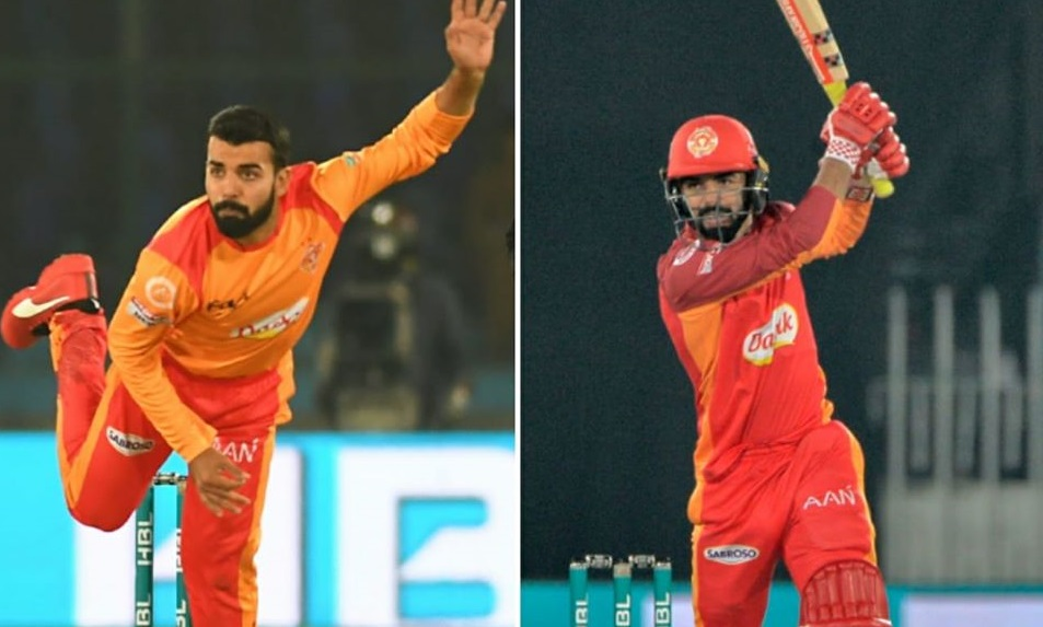 Shadab Khan Was In Supreme Form In HBL PSL 5