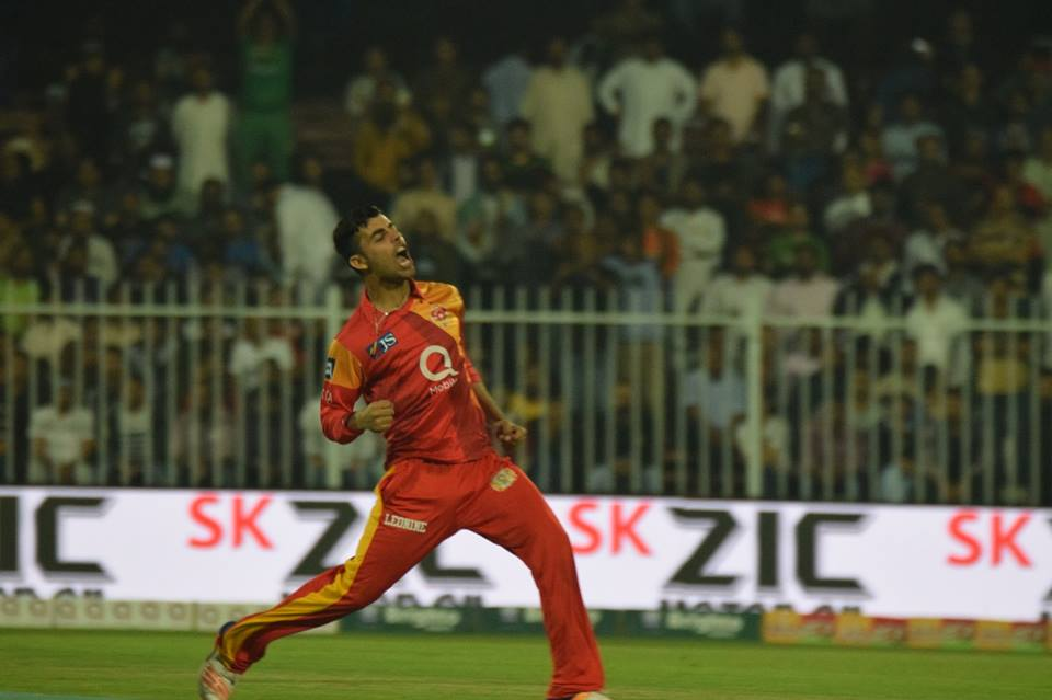 Shadab Khan Was Really Impressive In PSL