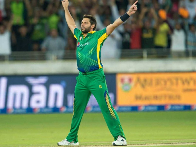 Shahid Afridi On Being Selected For ICC World XI