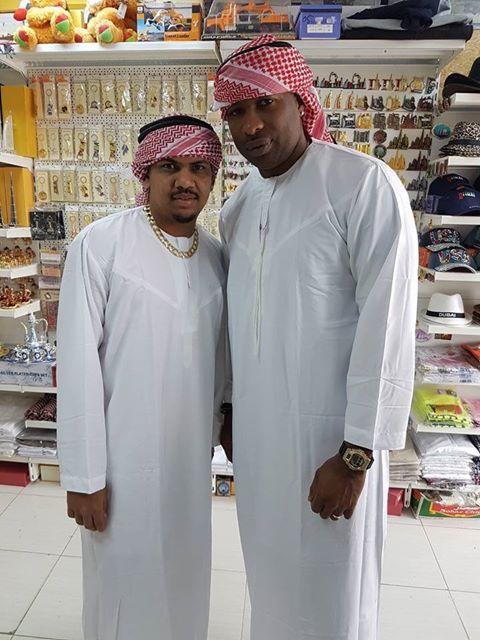 Sheikh Sunil Bin Narine Al-Thani & Sheikh Kieron Bin Pollard Al-Khalifa