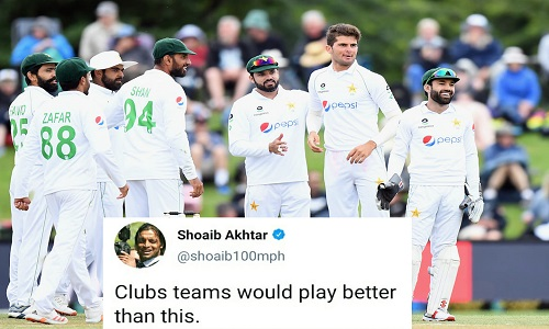 Shoaib Akhtar Disappointed With Pakistan Team Performance In New Zealand