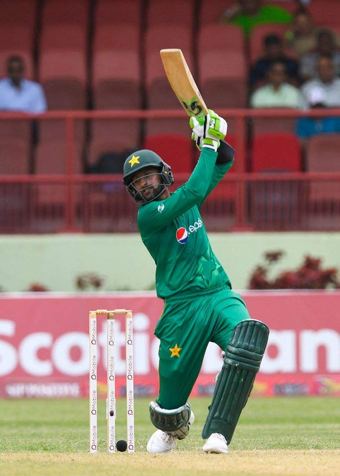 Shoaib Malik - Man of the Match & Series
