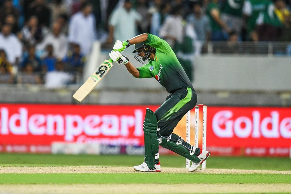 Shoaib Malik Scored Brilliant 81 In 1st ODI