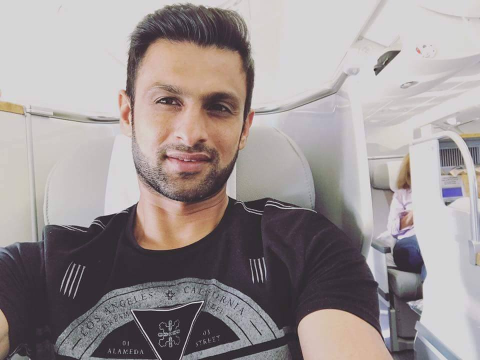 Shoaib Malik is off to Australia for the ODI series between