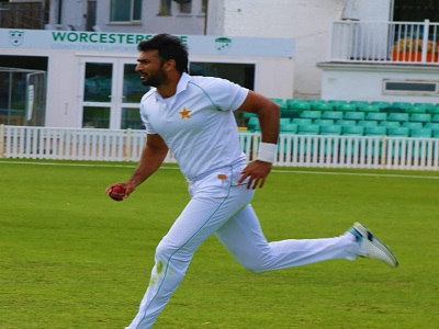 Sohail Khan On Fire, Back To Back Five Wicket Haul In Practice Match