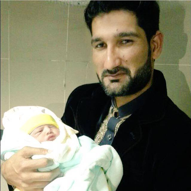 Sohail Tanveer Is Now a Father of Baby Boy