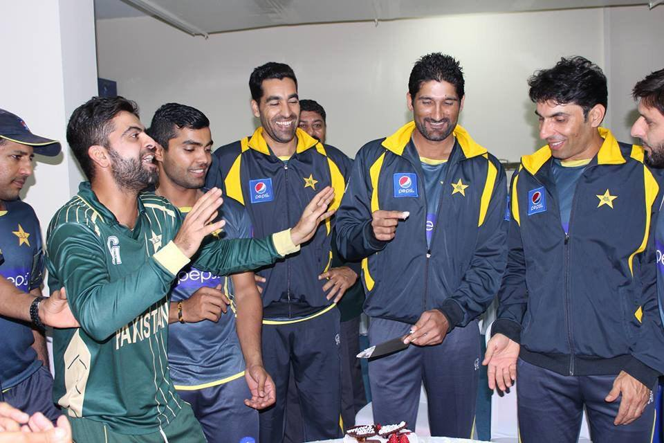 Sohail Tanvir Birthday Celebration