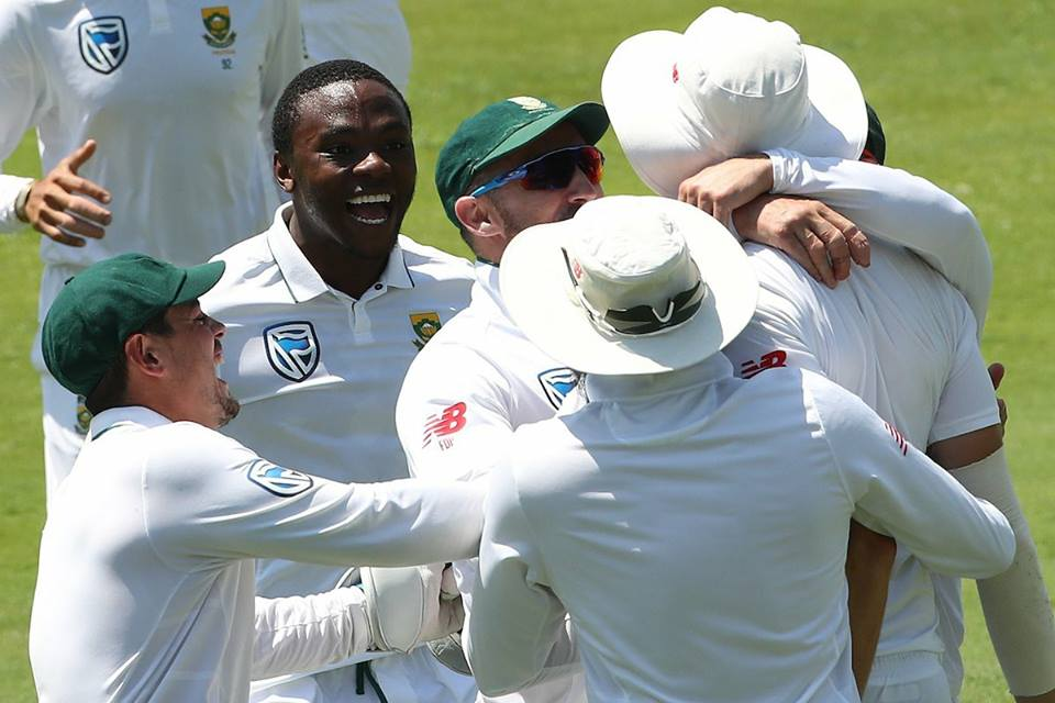 South Africa Beat India By 135 Runs