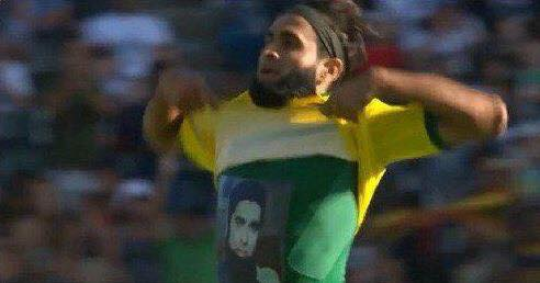 South African Bowler Imran Tahir Paid Tribute To Junaid Jamshed