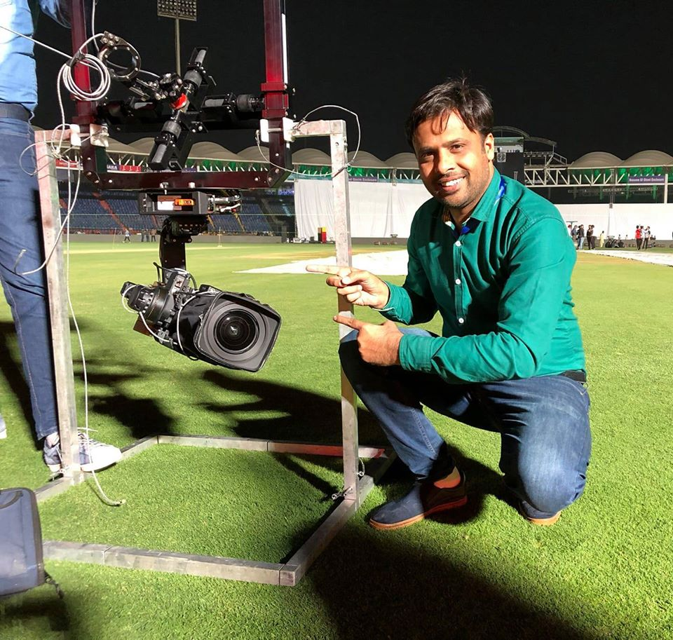Spider-Cam Will Be Used In PSL Matches First Time In Pakistan