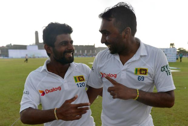 Sri Lanka Beat Pakistan By Seven Wickets