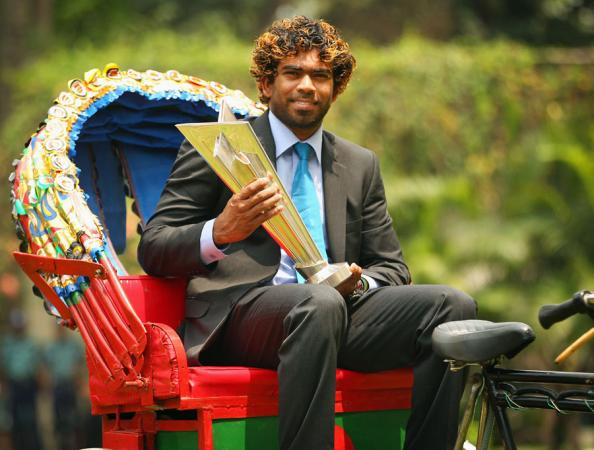 Sri Lankan T20 Cricket Captain Lasith Malinga