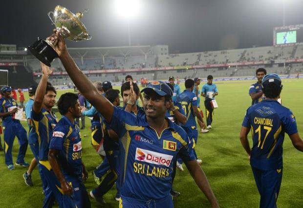 Srilanka Wins The Asia Cup Title 5th Time