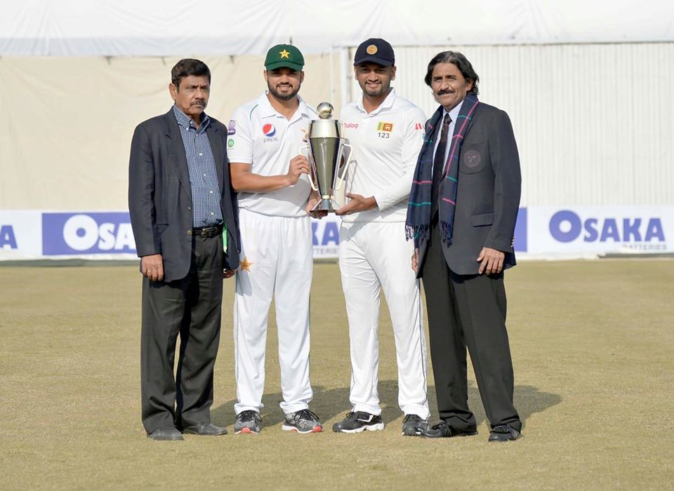 Test Series Trophy, Who Will Win It?