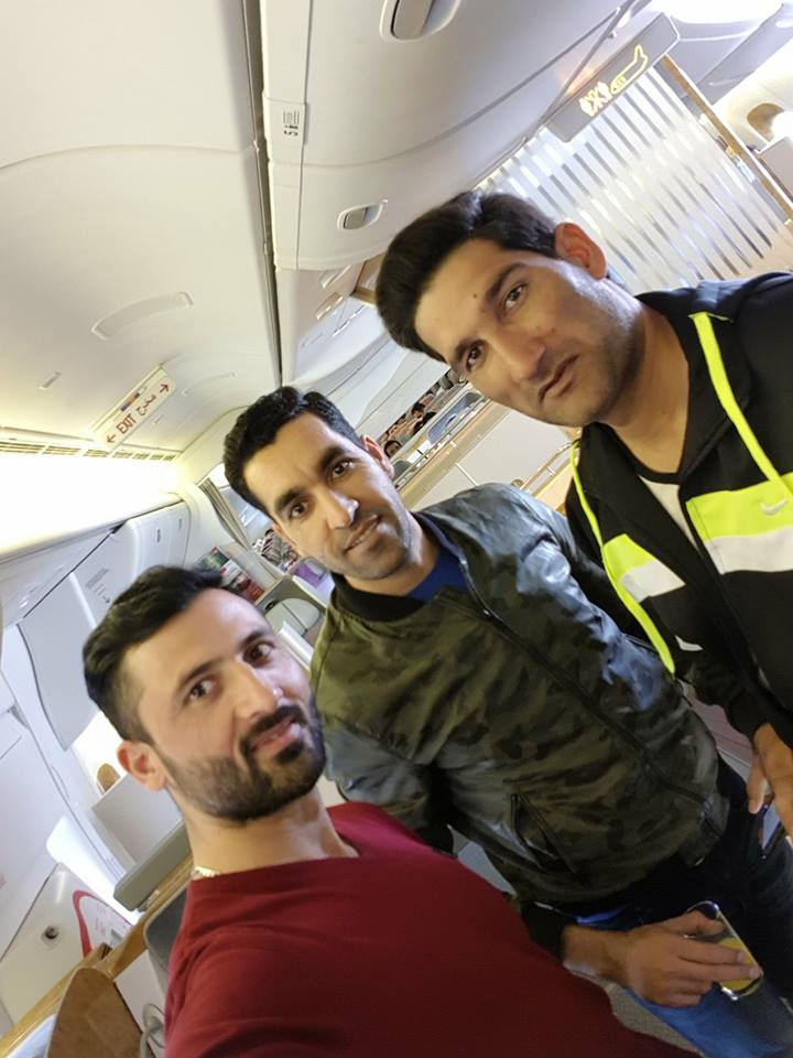 The Multan Boys Are Off To Dubai For PSL 3