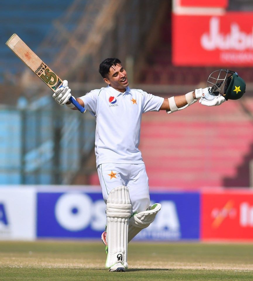 The Unstoppable Abid Ali Registers His Maiden 150 At National Stadium Karachi