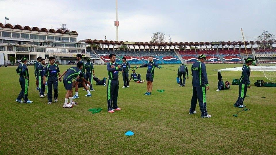 Training Camp Of Pakistan Team For Bangladesh Tour