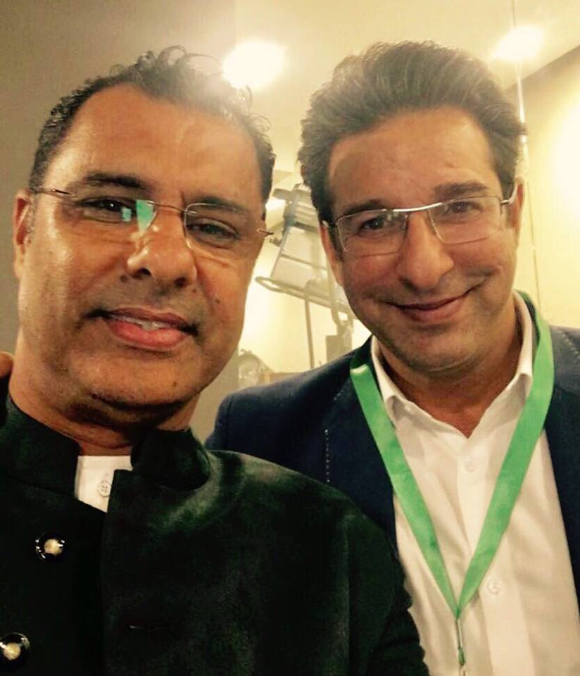 Two Greatest Fast Bowlers Of Pakistan