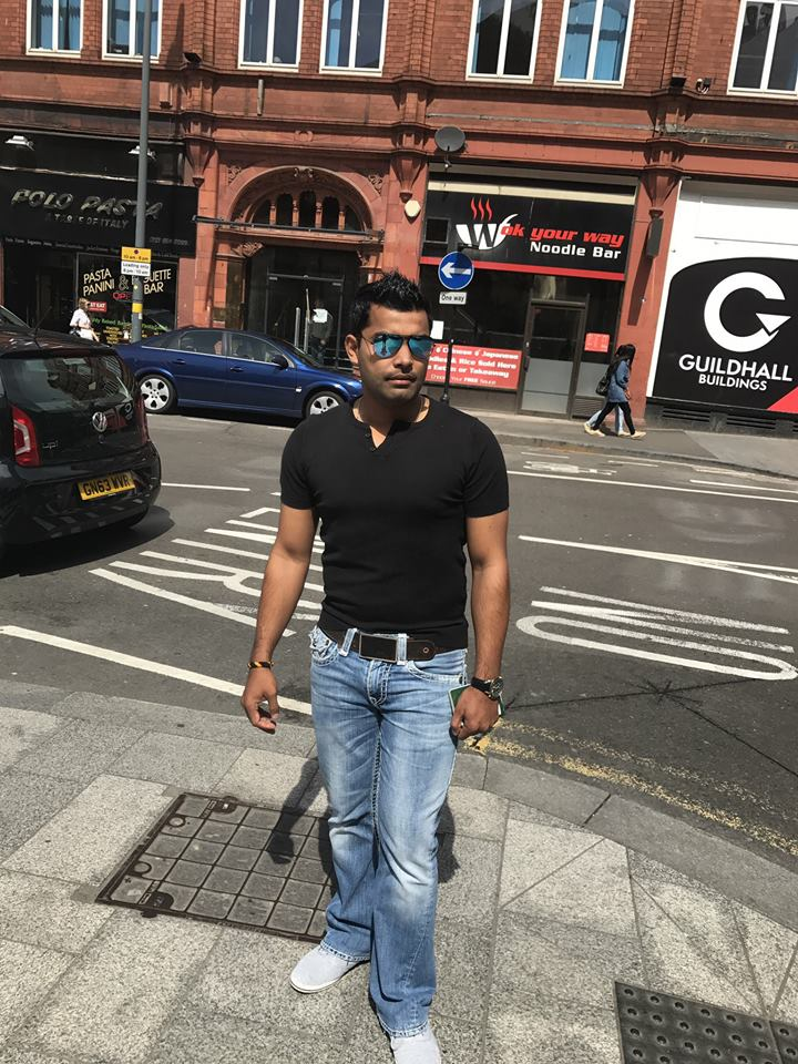 Umar Akmal At Birmingham