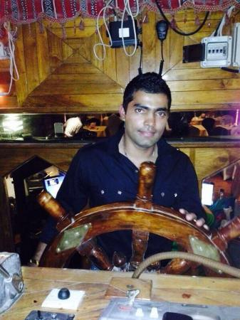 Umar Akmal Had Cruise Dinner