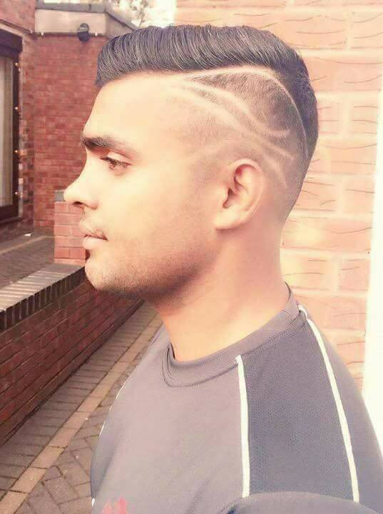 Umar Akmal New Hairstyle For Champions Trophy