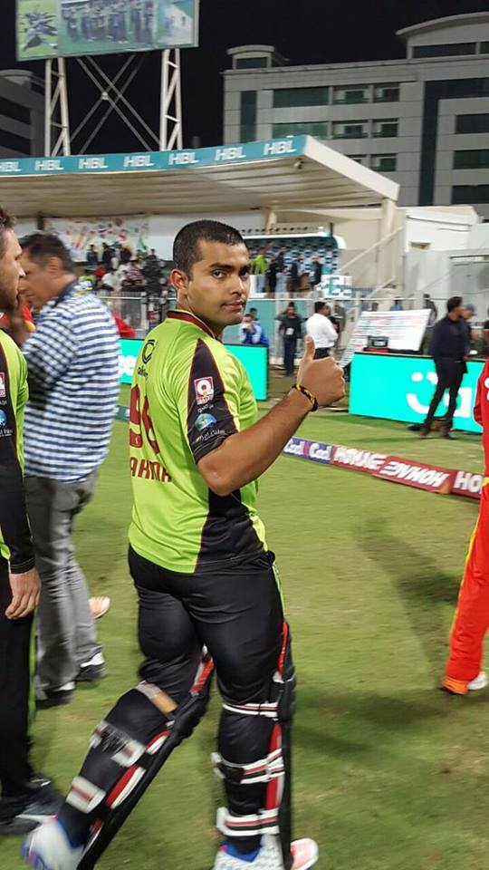 Umar Akmal Scored Brilliant 66 Runs