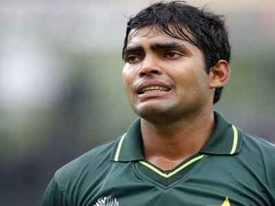 Umar Akmal's Three Years Ban Has Been Reduce To 1.5 Years